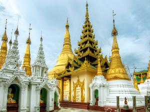 9 Days Tour in Myanmar Photos