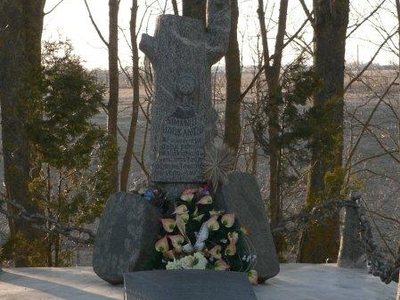 Grave Of Simonas Daukantas