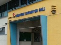 Singapore Badminton Hall