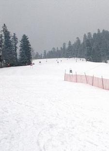 Ski Lift Of Komancza