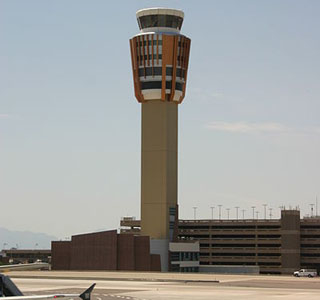 Sky Harbor Control Tower