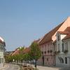 Old Square In Slovenske Konjice