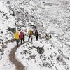 Snowstorm Over Everest Base Camp - Nepal Himalayas
