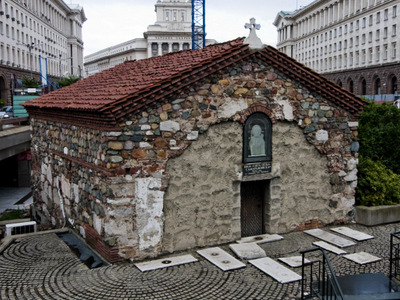 Church Of St Petka Of The Saddlers