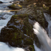 Sol Duc Falls On The Sol Duc River