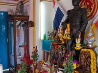 Somdet Kromluang Chumphon Shrine