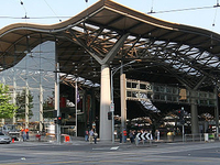 Southern Cross Railway Station