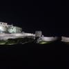Spis Castle At Night