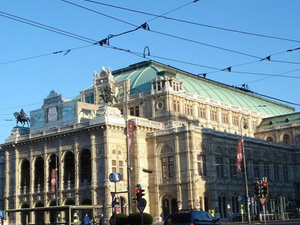 Vienna State Opera House Mozart Concert in Historical Costumes Photos