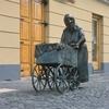 Statue Of Auntie Kati, Székesfehérvár