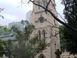 Hong Kong St. John's Cathedral