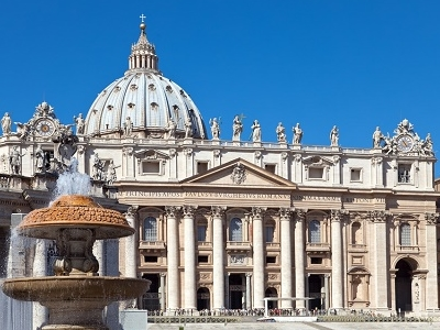 St. Peter's Cathedral - Vatican City