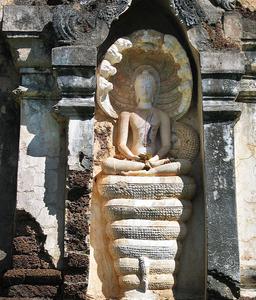 Sukhothai Style Buddha Image