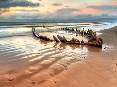 Sunbeam Ship Wreck - Rossbeigh Beach