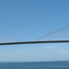 Sunshine Skyway From Tampa Bay