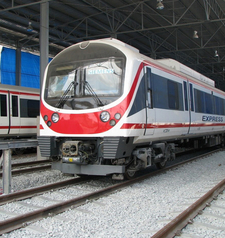 Suvarnabhumi Express Train