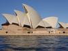 Sydney Opera House Side View