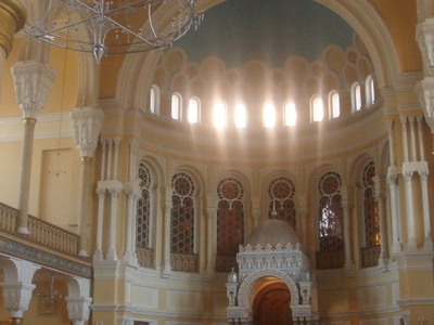 Interior Of The Main Hall