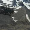 Snow Dome And Dome Glacier