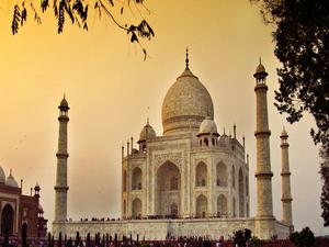 8 Day Yoga Tour With Holi Celebration and Taj - Under Full Moon Photos