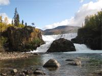 Tanalian Falls Trail