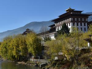 Tashichho Dzong