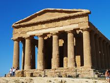 Temple Of Concordia - Agrigento - Sicily - Italy