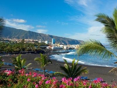 Tenerife - Puerto De La Cruz - Spain Canary Islands