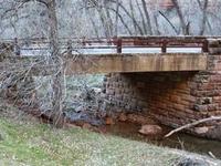 The Cable Creek Bridge