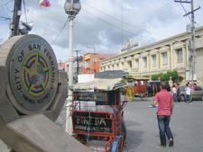 The City Hall Of San Fernando