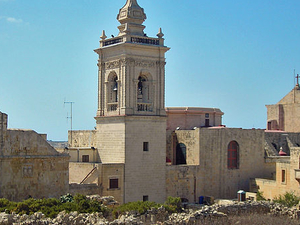 The Gozo Cathedral