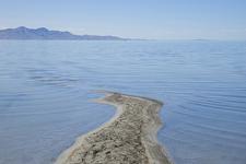 The Largest Salt Water Lake