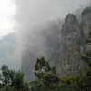 The Pillar Rocks