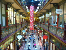 The Strand Arcade Interior