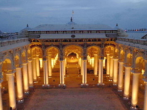 Thirumalai Nayak Mahal