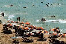 Back Beach - Thuy Van Beach