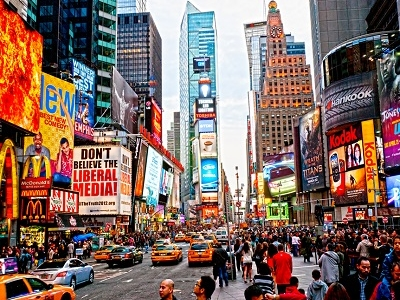 Times Square - Manhattan NY