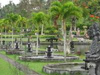 The Water Palace of Tirtagangga