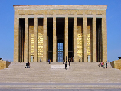 Tourist Attractions In Ankara