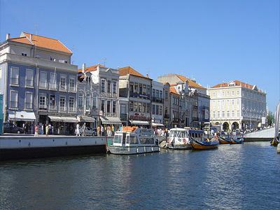 Tourist Attractions In Aveiro