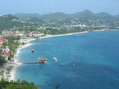 Tourist Attractions In Gros Islet