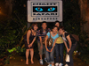 Tourists At Night Safari