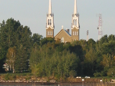 Church Of Saint-Jean-Baptiste And Saint-Joseph