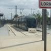 Tram A La Gardette Lormont