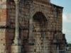 Triumphal Arch In Volubilis
