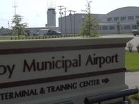 Troy Municipal Airport