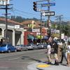 Telegraph Street In Berkeley