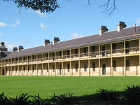 Victoria Barracks