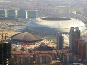 Tianjin Olympic Center Stadium