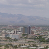 Tucson Valley Seen From Mountain